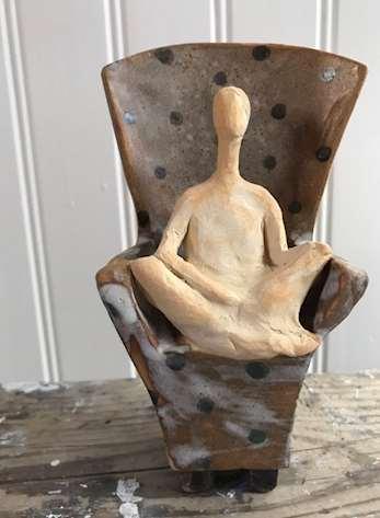 Keramik av Pernilla Åkerström
