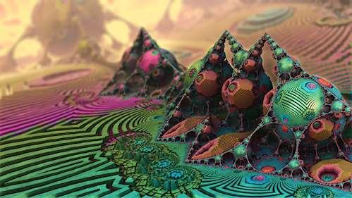 Digitalkonst av Patrick Karlsson